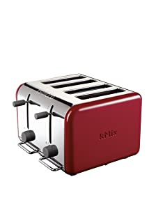 Kenwood KETTM041 K-mix Toaster 220-240 Volt/ 50-60 Hz (INTERNATIONAL VOLTAGE & PLUG) FOR OVERSEAS USE ONLY WILL NOT WORK IN THE US, OUR PRODUCT ARE BRAND NEW, WE DO NOT SELL USED OR REFERBUSHED PRODUCTS.