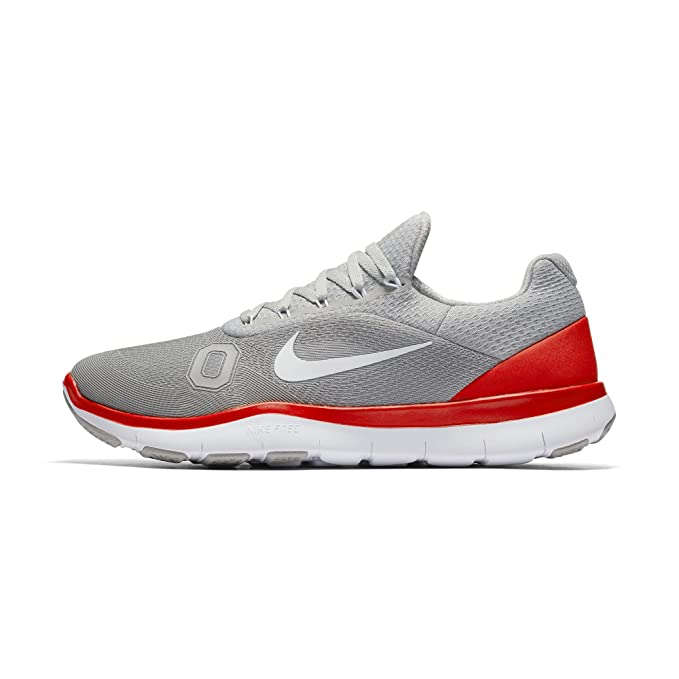79cc8639793d Nike Ohio State Buckeyes Free Trainer V7 SG Collection College Shoes - Size  Men s 7 US  Amazon.ca  Clothing   Accessories