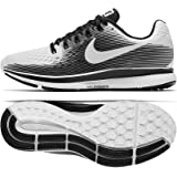 new products 14d86 76766 Nike WMNS Air Zoom Pegasus 34 LE 883269-100 White Black Women s Running  Shoes