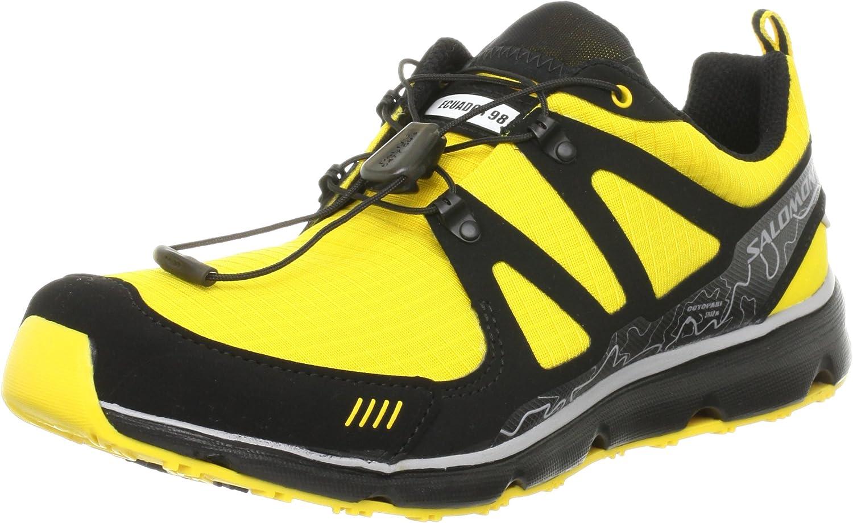 SALOMON S-Wind Ecuador 98 Zapatilla de Trail Running Señora, Amarillo/Negro, 37 1/3: Amazon.es: Zapatos y complementos