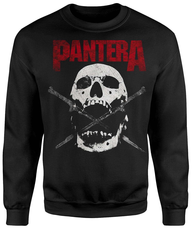 LaMAGLIERIA Sweat Unisex Pantera Skull/& Swords Sweat Set-in