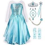 ReliBeauty Little Girls Princess Fancy Dress Costume
