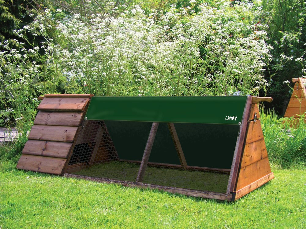Omlet Heavy Duty Cover for Chicken Run - 1.5m x 0.9m (810.0110)