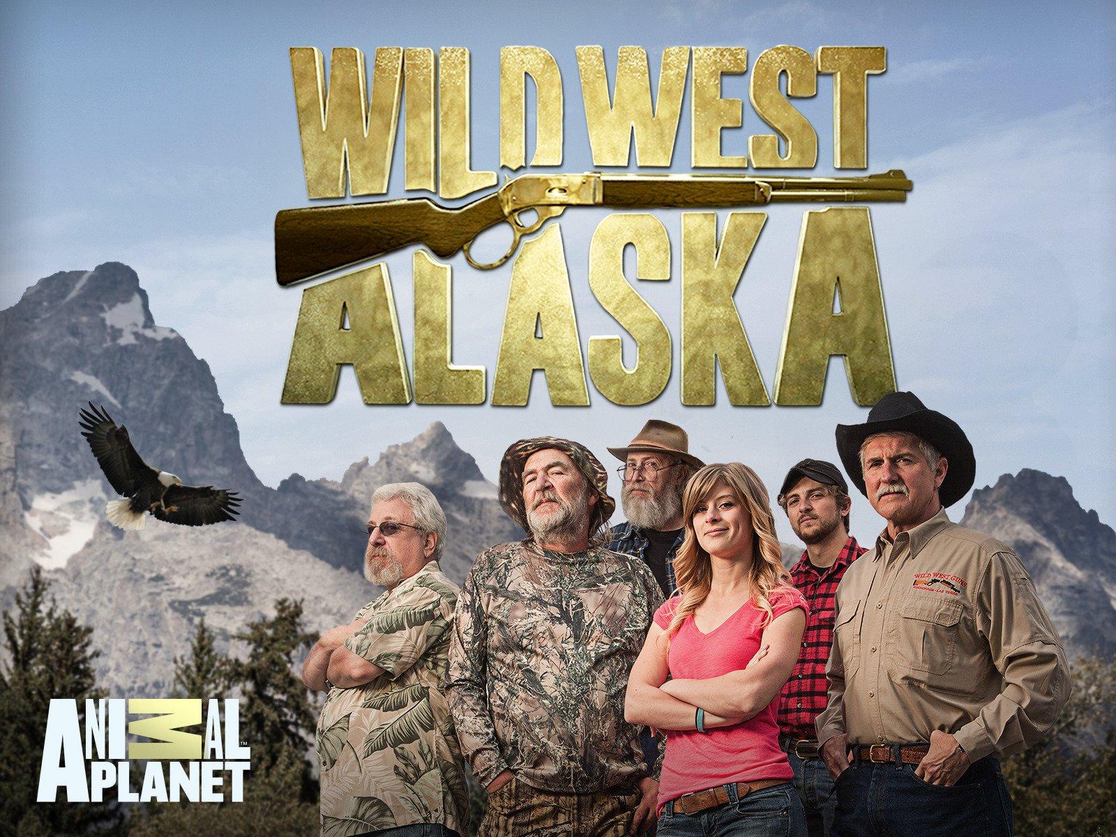 wild alaska west nolin Carolyn