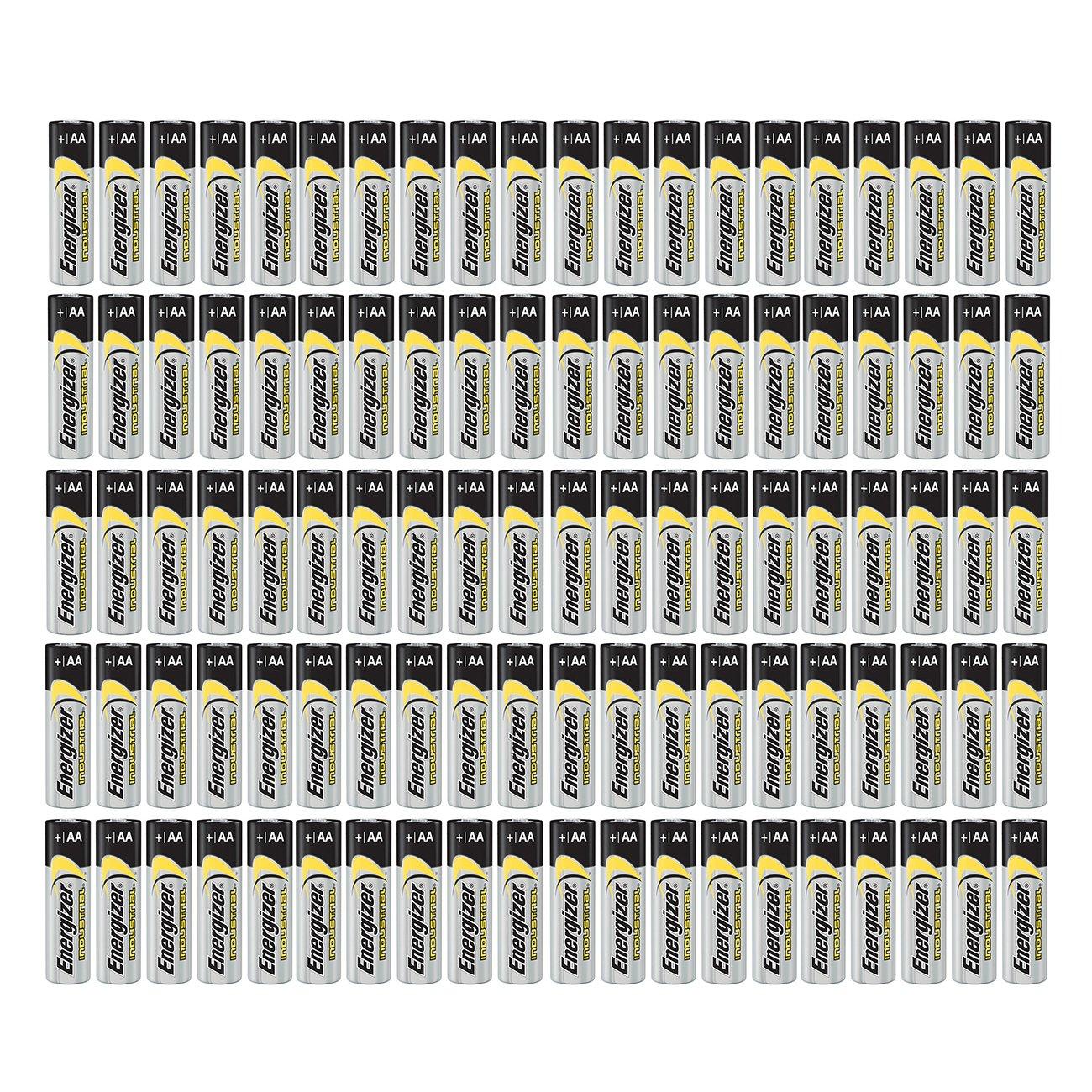 Amazon Com Pack Of 100 Energizer Batteries En93 C Size