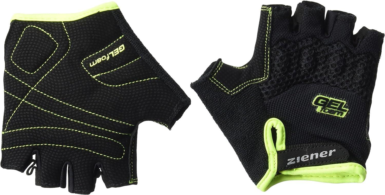 Ziener Ni/ños colito Junior Bike Glove Guantes