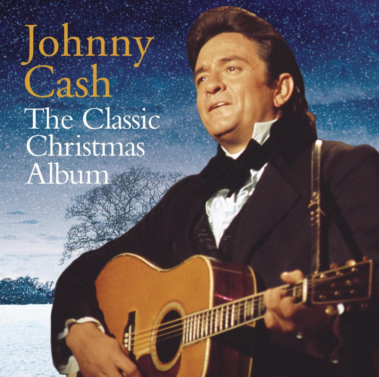 Johnny Cash - The Classic Christmas Album - Amazon.com Music