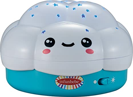 Buy Baybee Infunbebe Baby Night Light Star Projector With Music