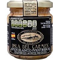 Isla Del Carmen Ventresca de Atún Blanco, 200 g