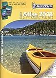 Michelin North America Large Format Atlas 2018