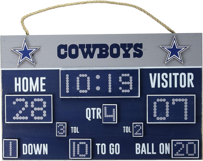 FOCO NFL SCOREBOARD SIGN