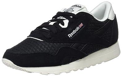 Reebok Bs9503, Chaussures de Gymnastique Femme, Noir (Blackchalkprimal Red), 40 EU