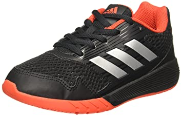 meet 67fc5 ddcb9 adidas Performance Alta Run childrens running shoes, Boys, schwarz (15),