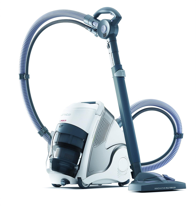 POLTI PBEU0079 Multizyklon Nass und Trockenstaubsauger mit Integriertem Dampfreiniger