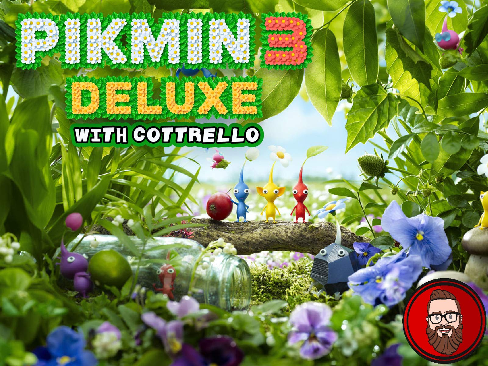 Clip: Pikmin 3 Deluxe with Cottrello - Season 1