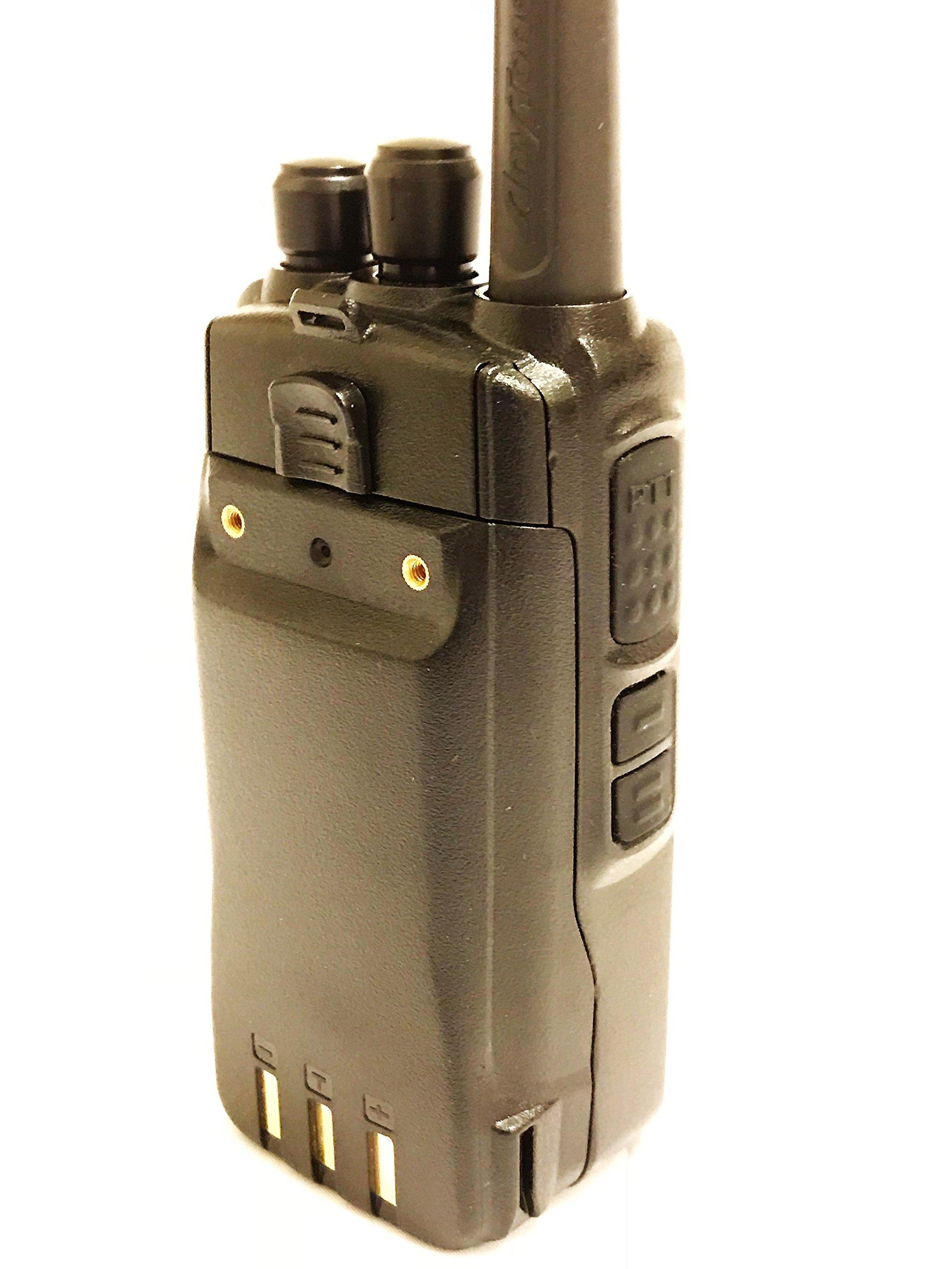AnyTone AT-D868UV GPS Version II Upgraded 3100mAh battery Dual Band DMR/Analog 144 & 430 MHz Radio US Seller by AnyTone (Image #3)