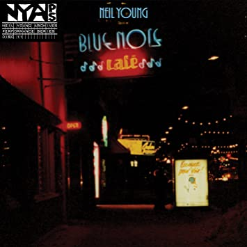 Blue note album cover neil young cafe
