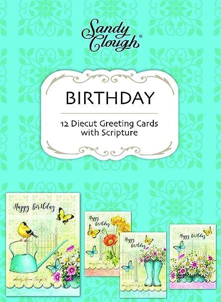 Amazon garden song deluxe diecut birthday greeting cards quotgarden songquot deluxe diecut birthday greeting cards kjv scripture m4hsunfo
