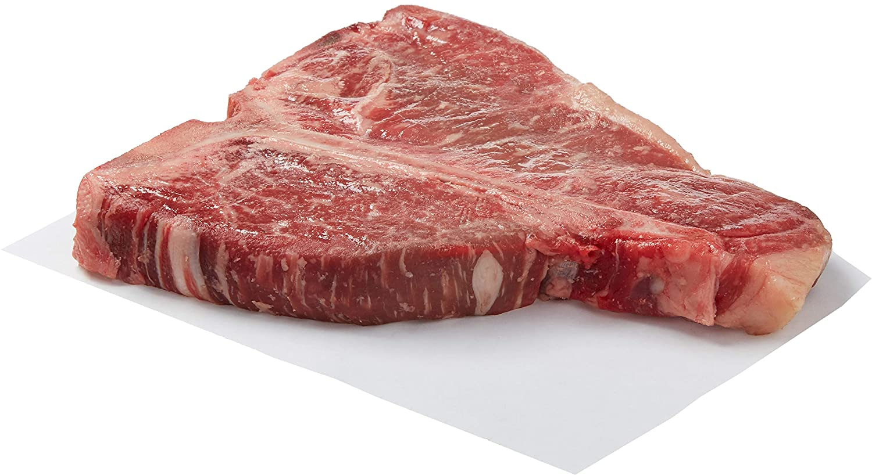Hamilton Meats USDA Choice Beef T-Bone Steak, 1 lb