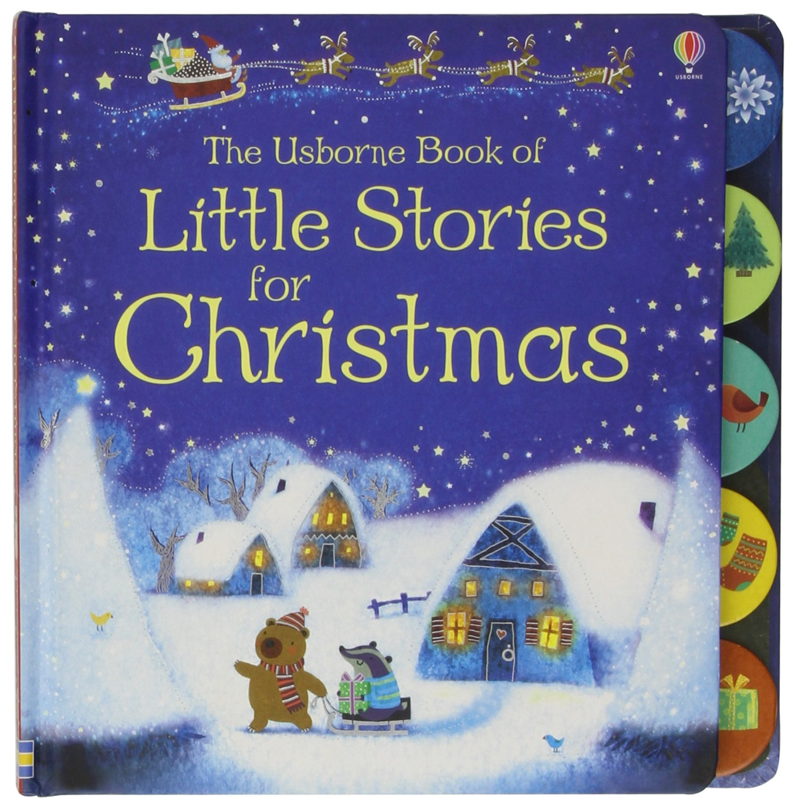 Amazon.com: Little Stories for Christmas (Baby's Bedtime Stories ...