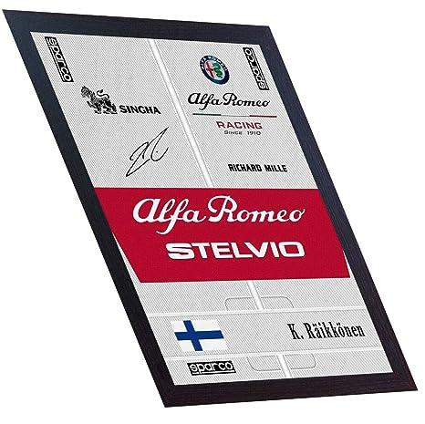 SGH SERVICES - Traje de Carreras de Kimi Raikkonen Alfa con ...