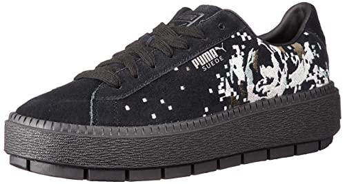 Puma Suede Platform DigitEmb W Shoes  Amazon.co.uk  Shoes   Bags 51687d22f