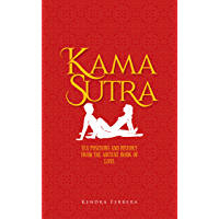 Kama Sutra Sex Positions: History and Techniques from the Ancient Book of Love (Sex Positions For Couples 1) book cover