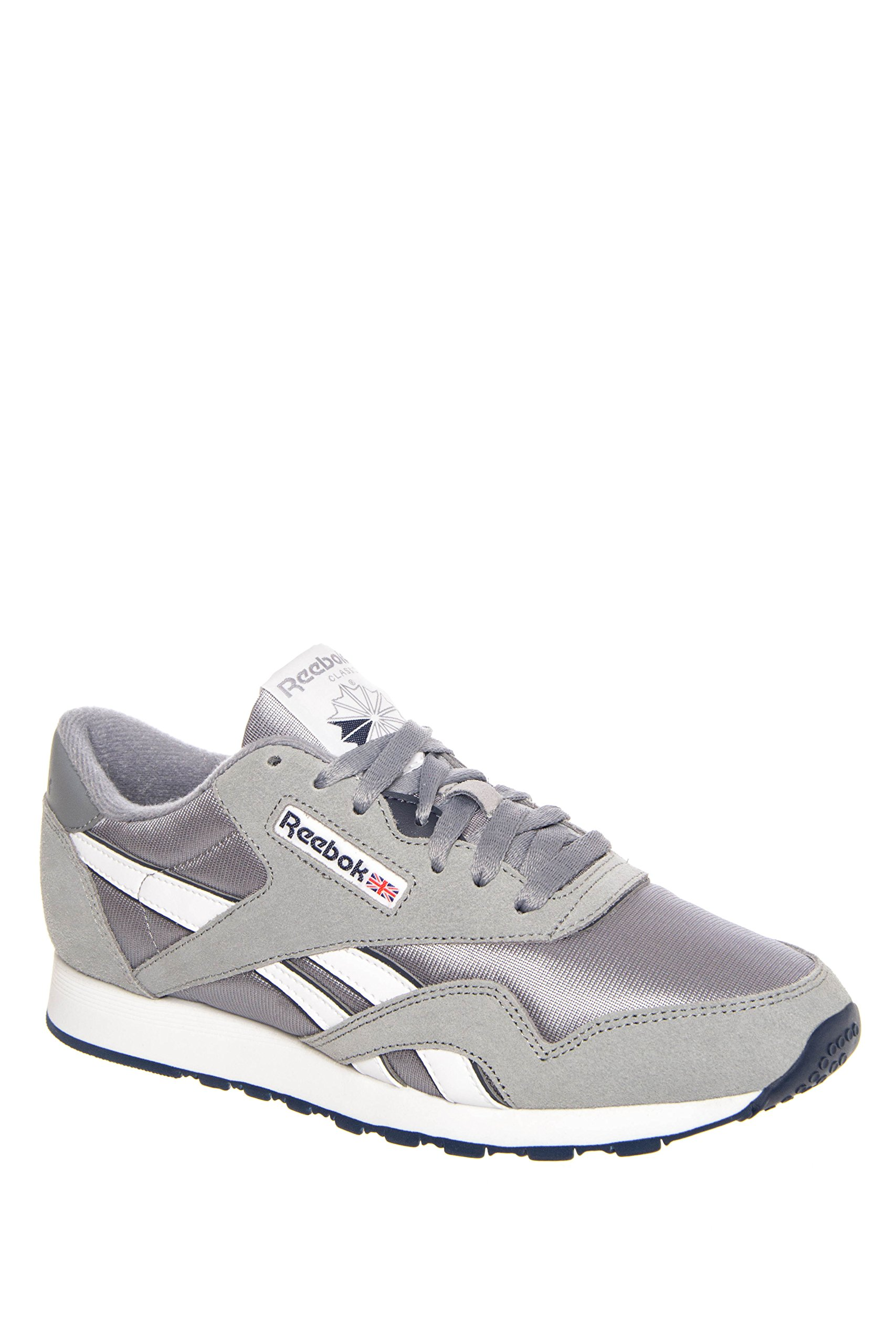 6821b085988c5 Reebok Men s CL NYLON Classic Sneaker