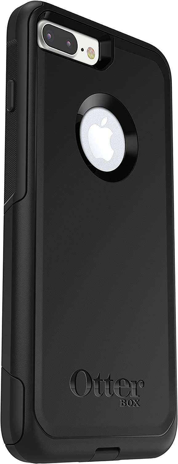 OtterBox COMMUTER SERIES Case for iPhone 7 PLUS (ONLY) - Retail Packaging - BLACK