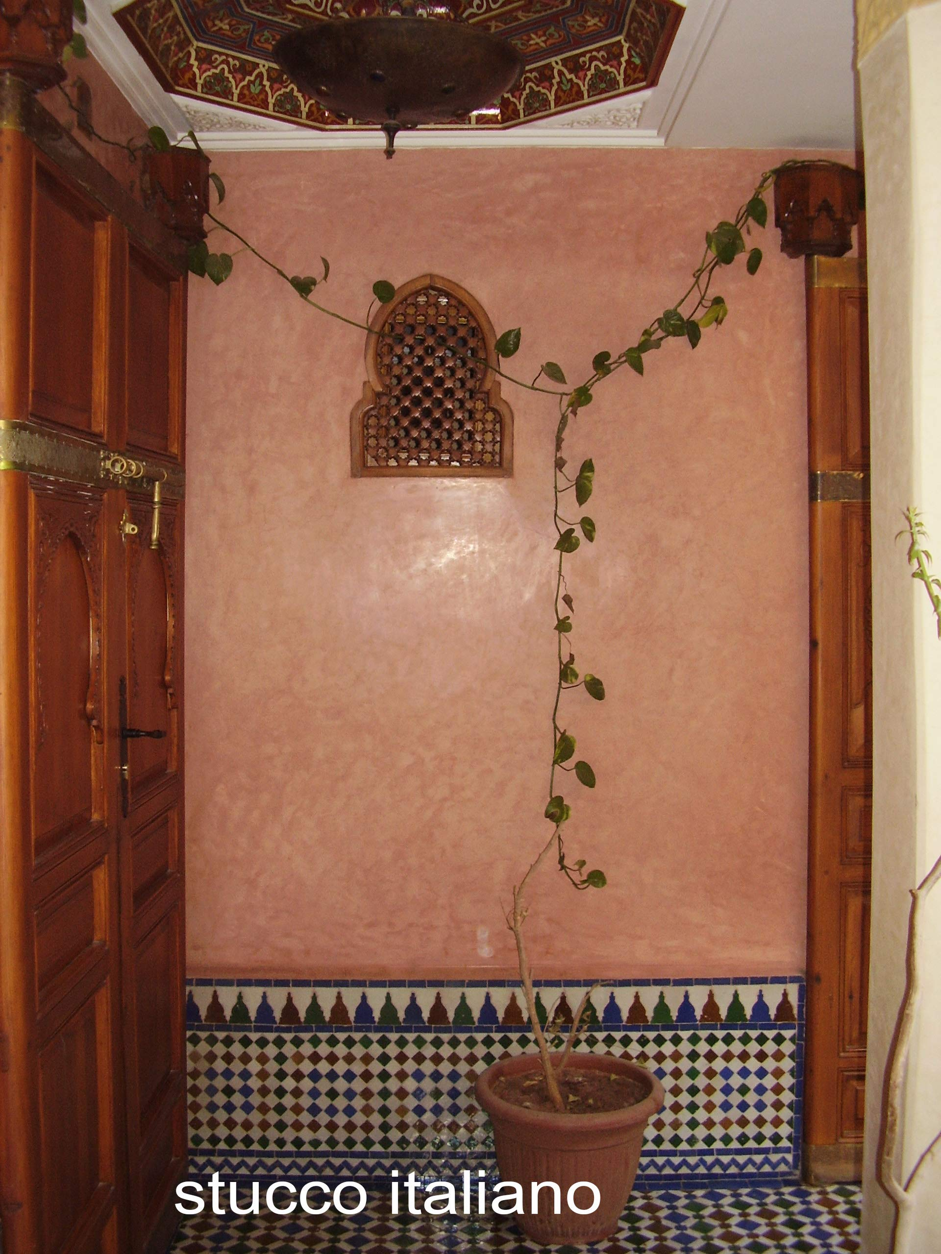 Stucco Italiano Tadelakt Moroccan Plaster 16 KG Tub