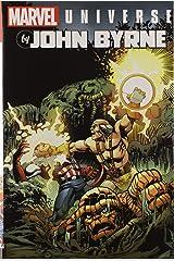 Marvel Universe By John Byrne Omnibus Vol. 2 Hardcover