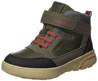 Geox J Sveggen Boy B ABX B, Botas Clasicas para Niños: Amazon.es: Zapatos y complementos