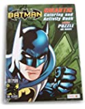 Batman Gigantic 192 Page Coloring Book with Bookmarks on Back