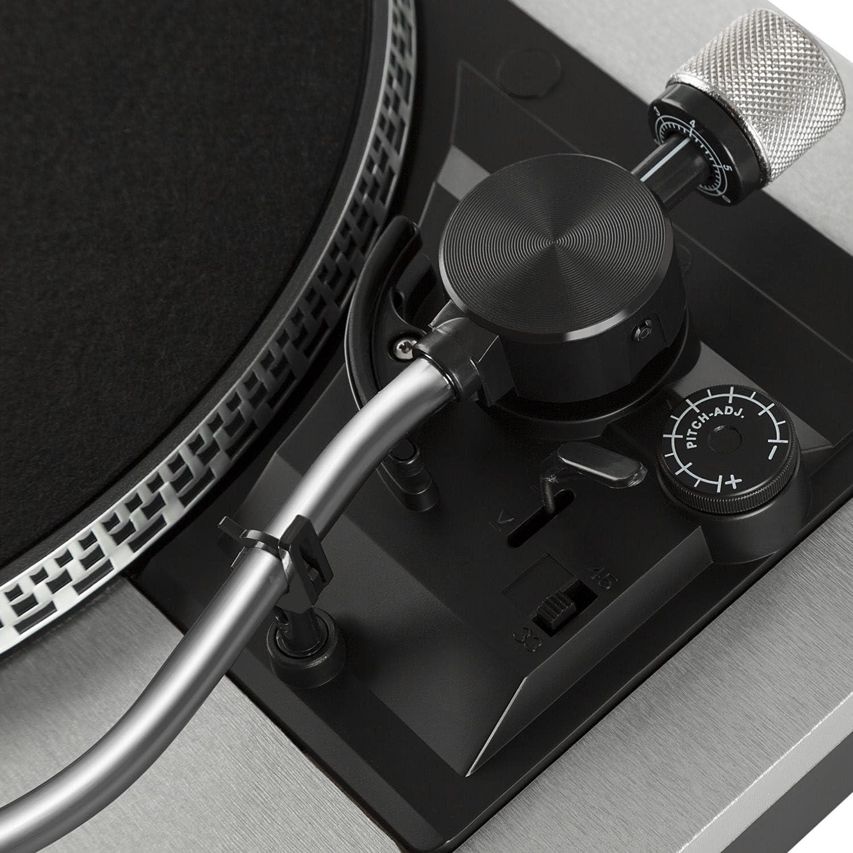 auna TT 933 Tocadiscos - Tocadiscos, Gramófono, Tracción por ...