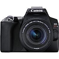 Canon デジタル一眼レフカメラ EOS Kiss X10ブラック(W)・EF-S18-55 IS STM レンズキット KISSX10BK-1855ISSTMLK