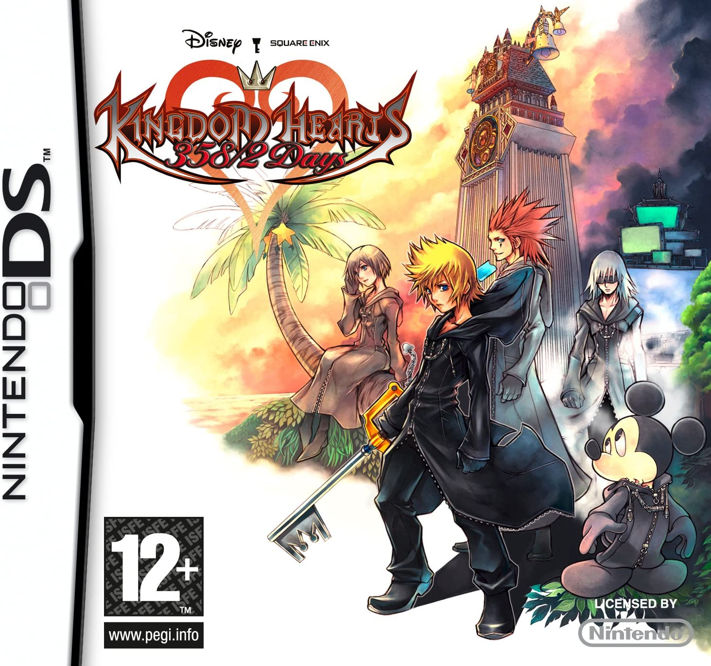 KINGDOM NDS CODED TÉLÉCHARGER RE FR HEARTS