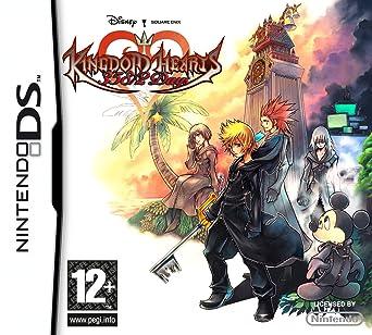 Amazon Com Kingdom Hearts 358 2 Days Nintendo Ds Video Games