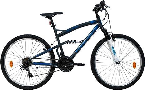 Bicicleta de montaña de 26 Pulgadas, Cuadro suspendido ...