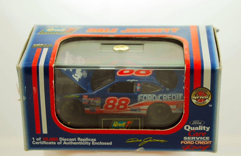 Amazon com: Revell - Atlas - NASCAR - Dale Jarrett #88