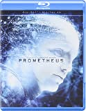 Prometheus Blu-ray w/Dhd