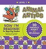 Now I'm Reading! Level 1: Animal Antics (NIR! Leveled Readers)