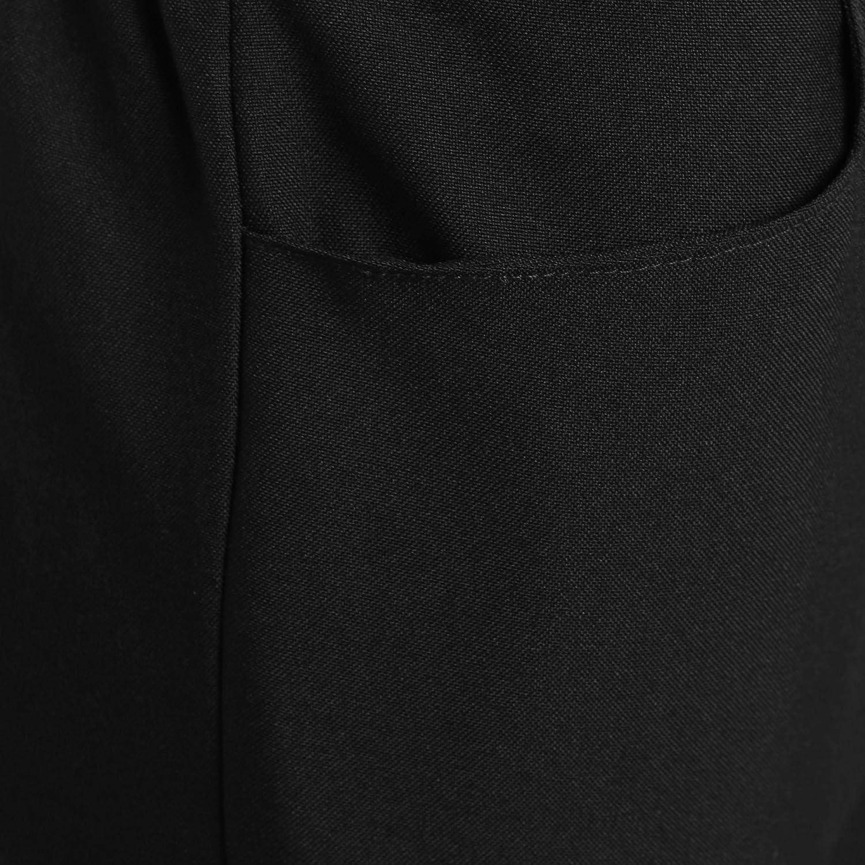 INDX-Clothing Lot de 2 Leggings d/école Semi-/élastiques pour Fille
