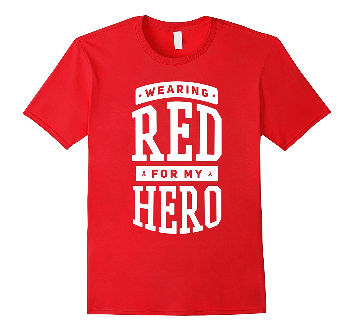 Wearing Red for My Hero-Vaci
