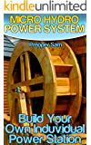 Micro Hydro Power System: Build Your Own Induvidual Power Station: (Power Generation, Off-Grid Power)