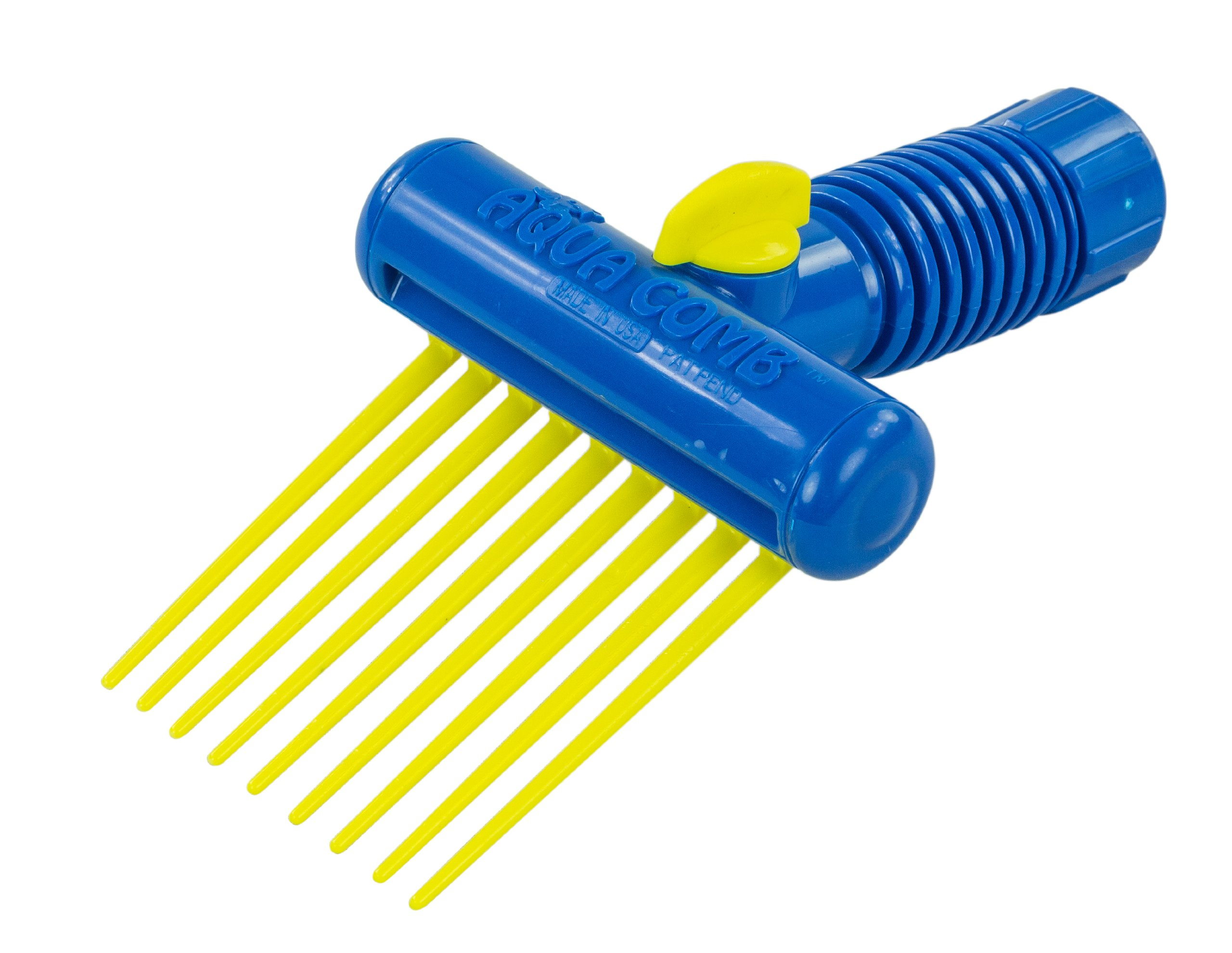 Aqua Comb Pool Cartridge Cleaner Tool - Filter Fin Depth 1-1/4'' to 2-1/2