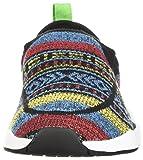Sanuk Unisex Chiba Quest Knit Sneaker, Multi, 14 US