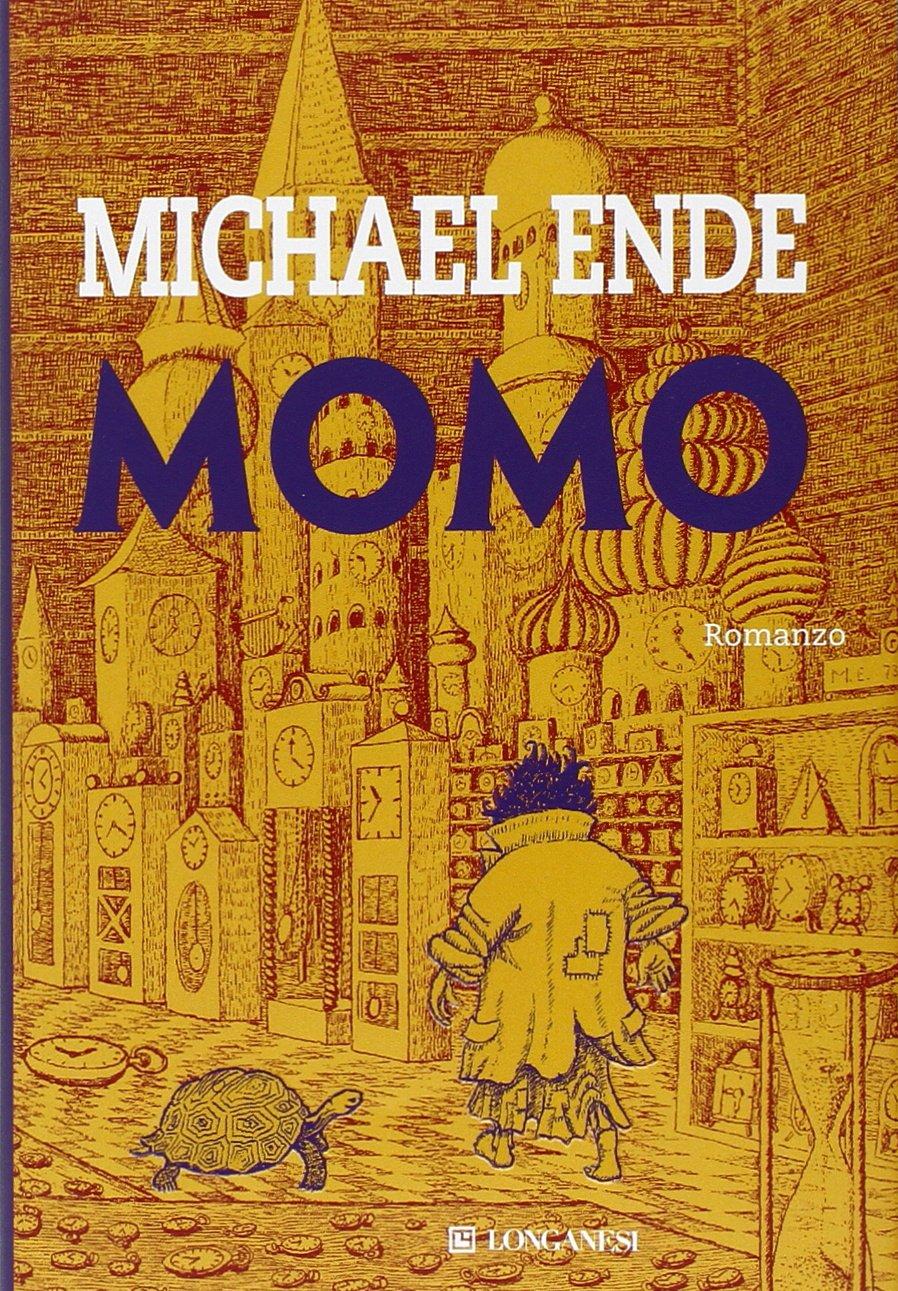 Momo Copertina rigida – 5 apr 1993 Michael Ende D. Angeleri Longanesi 8830401072