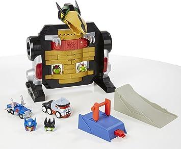 Angry Birds Transformers Optimus Attack: Amazon.es: Juguetes y juegos
