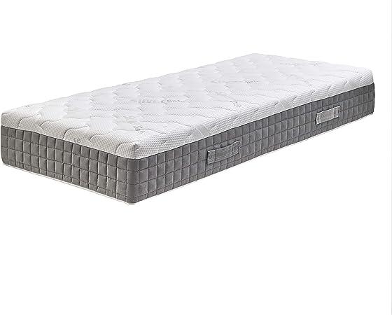 Materassi Memory Fabricatore.Fabricatore Materasso Singolo Super Comfort A Molle Insacchettate