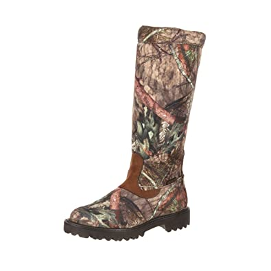 29f95694efa Rocky Men s 16 quot  Low Country Waterproof Waterproof Camouflage Snake Boot-RKS0232  ...